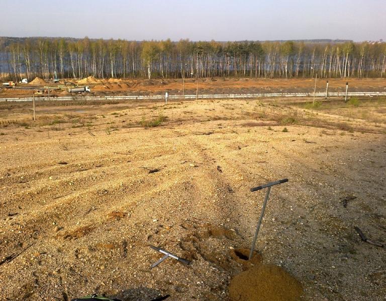 Badanie gruntu - śląsk