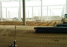 Badania zagęszczenia gruntu