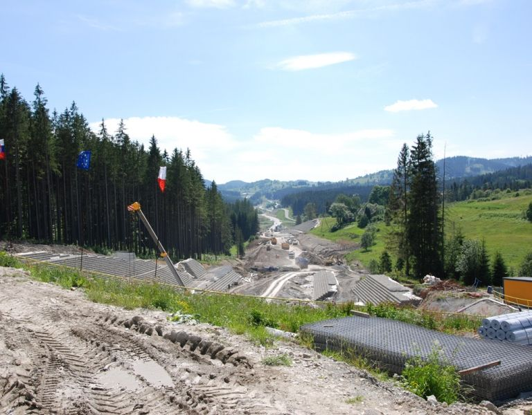 Geotechnik na budowie